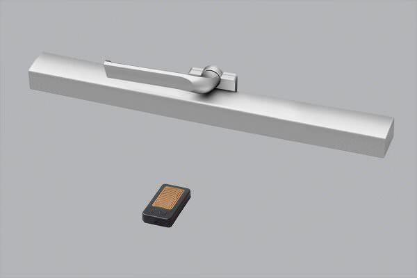 VELUX KMX 200 INTEGRA® Elektro-Nachrüst-Set für VELUX Klapp-Schwingfenster