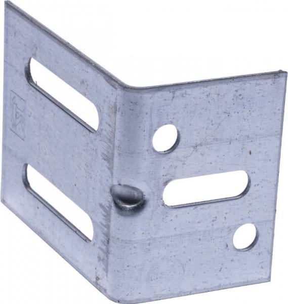 UA-Winkel ohne Montage-Set B 75/100 mm