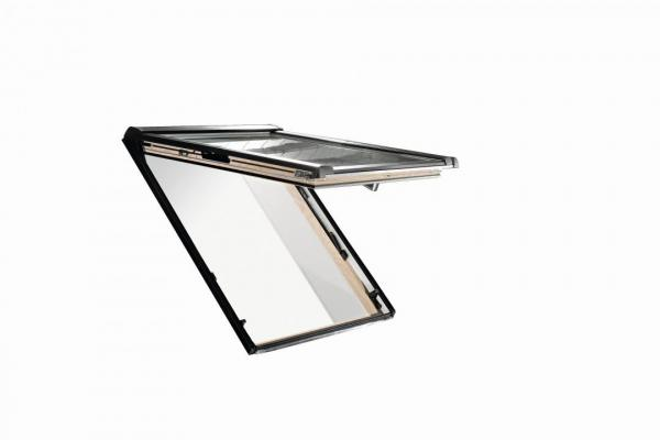 Roto WDF R85 Designo R8 Standard-Renovierungsfenster Holz blueLine Aluminium