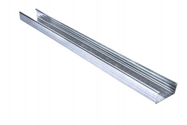 C-Deckenprofil 60/27/0,6 mm L 400 cm