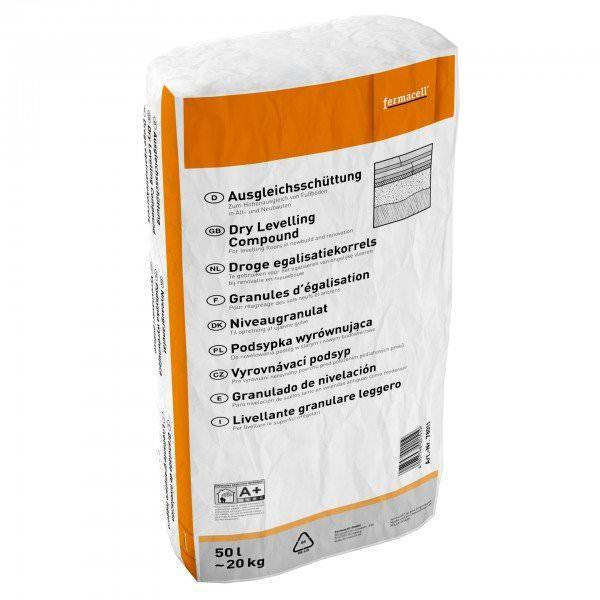 Fermacell-Ausgleichsschüttung 50 Liter