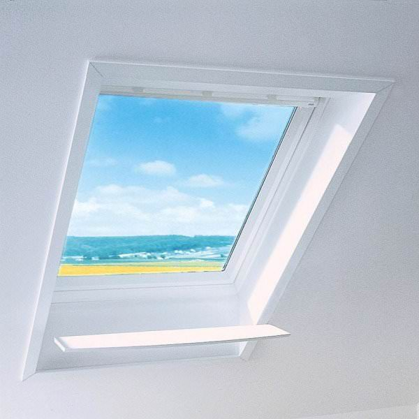 Roto ZIN FBA Fensterbank Kunststoff weiß
