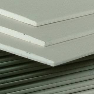 Rigips Gipskarton-Bauplatte 2000x1250x12,5mm