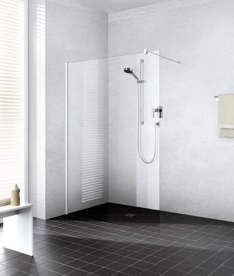 Kermi WALK-IN XB Wall Duschwand XB WIW