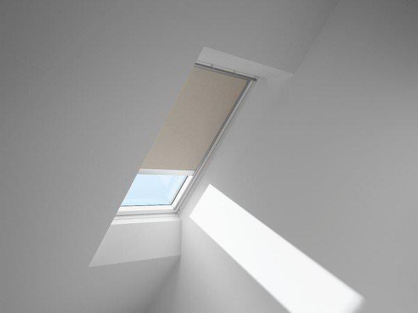 VELUX DSL INTEGRA® Verdunkelungsrollo solar