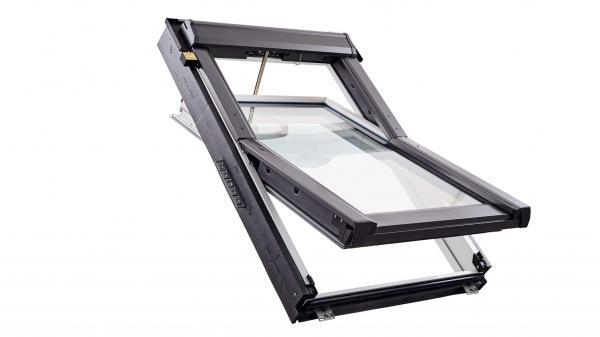 RotoQ Tronic Schwingfenster Q4 Kunststoff