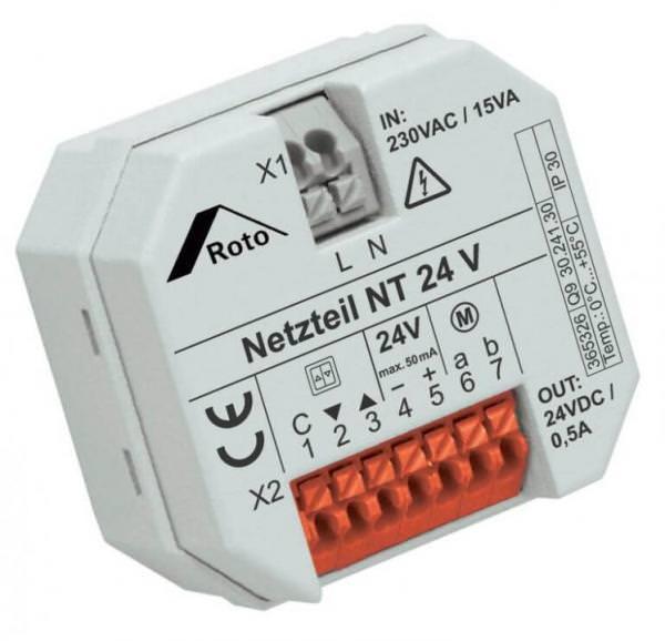 Roto ZEL STG NT Netzteil 24 V