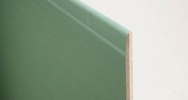Siniat Gipskarton-Bauplatte imprägniert 2000x1250x12,5 mm