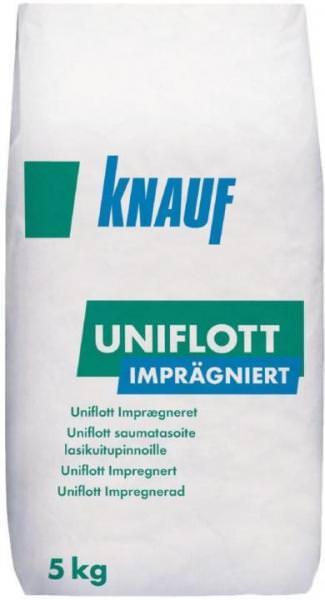 Knauf Uniflott imprägniert Fugenfüller 5 kg