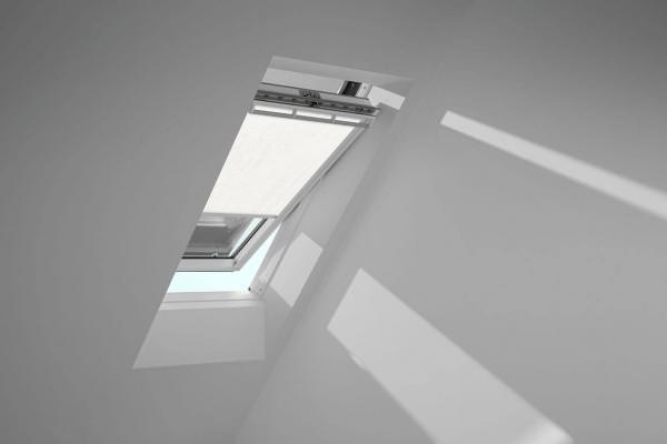 VELUX Vorteils-Set Sichtschutzrollo mit Hitzeschutzmarkise ROP