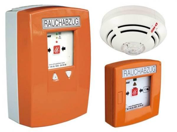 Roto ZEL RWA SPA OR G2 Steuerungspaket Elektro Rauch-Wärmeabzugsanlage