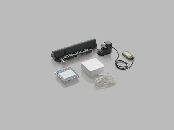 VELUX KMX 110 EU INTEGRA® Elektro-Nachrüst-Set für VELUX Schwingfenster der alten Generation