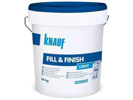 Knauf Fill & Finish Light (blauer Deckel) 20 kg