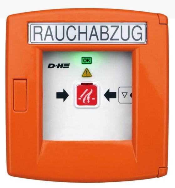 Roto ZEL RWA-Taster RT45 Elektro Rauch-Wärmeabzugsanlage