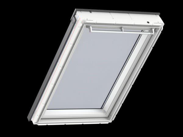 VELUX Dachfenster GGU 0083 Kunststoff Schwingfenster Elektrochrome Aluminium