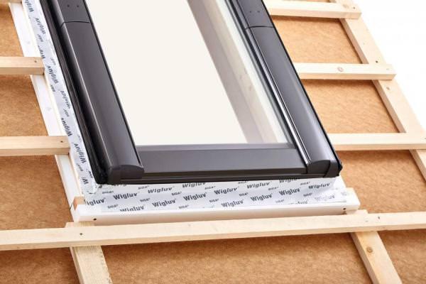 Roto EZB MDA 10x12 Montage-, Dämm- und Anschlussrahmen Designo Dachfenster