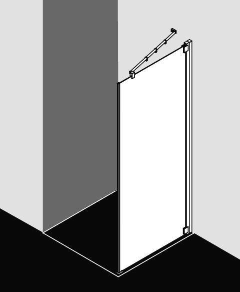 Kermi RAYA Seitenwand RA TOR/L