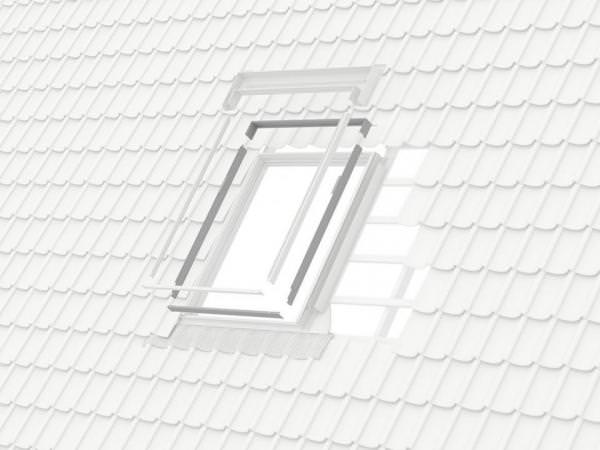 VELUX ELX 0000 Eindeckrahmen Adapterrahmen Austausch älterer Fenster Aluminium