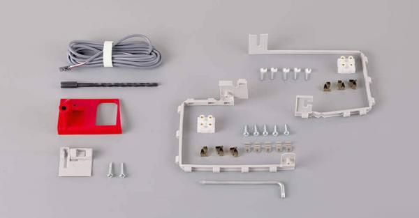 VELUX Montage-Set Elektro-Sonnenschutz für ältere Fenster ZOZ 243