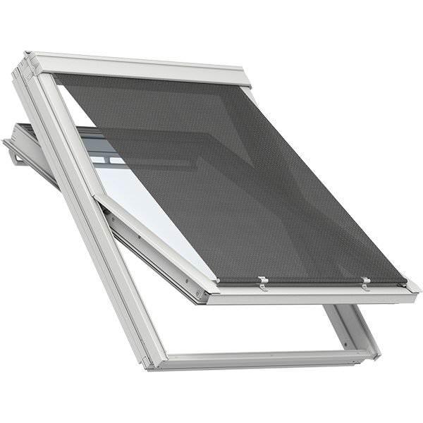 Velux rollo einbauen heim und haus dachfenster rolladen - Velux dachfenster einbauen ...