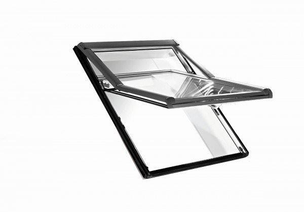 Roto WDF R75 Designo R7 Standard-Renovierungsfenster Kunststoff blueLine Aluminium