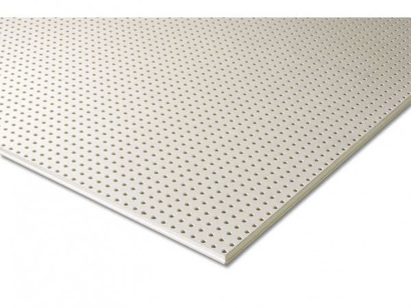 Knauf Cleaneo Akustik Lochplatte SK 12/25 Q 2000x1200x12,5 mm