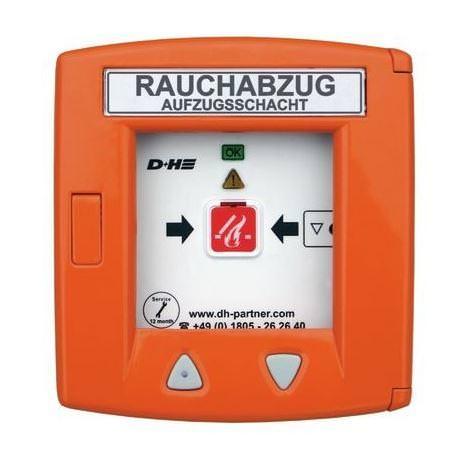 Roto ZEL RWA-Taster mit Lüftertaster RT-LT45 Elektro Rauch-Wärmeabzugsanlage