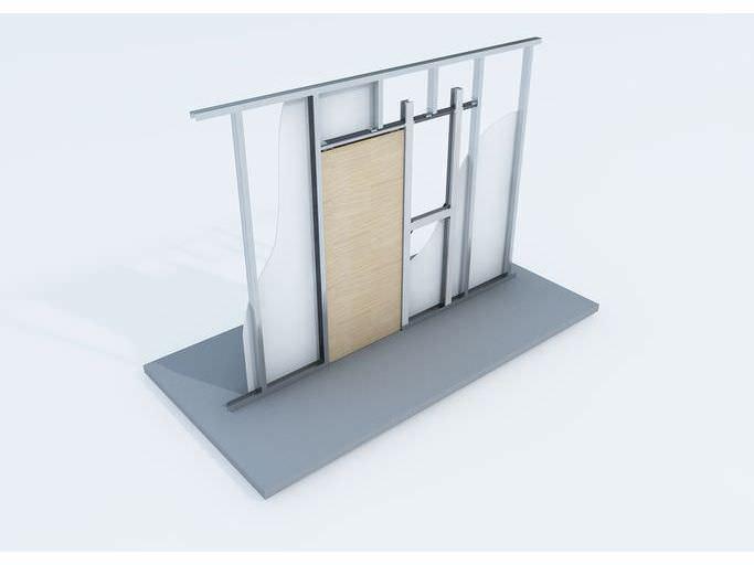 Knauf Pocket Kit - Einbau in Metallständerwände