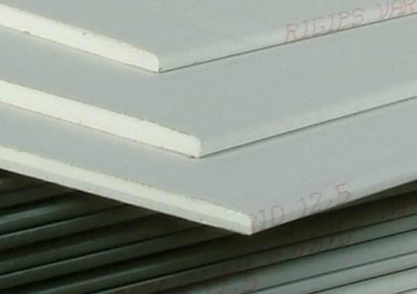 Rigips Gipskarton-Bauplatte 2000x1250x12,5mm GKF
