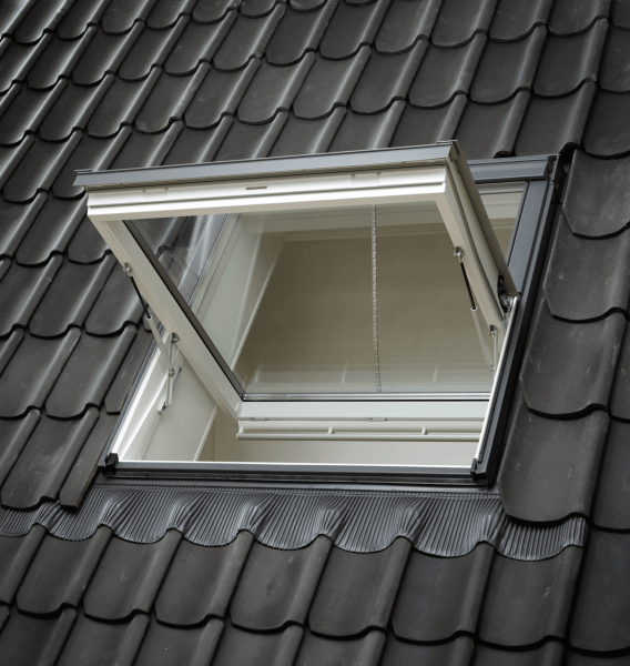 VELUX Dachfenster GGU 006640D Kunststoff Rauchabzugsfenster Energie Plus Aluminium