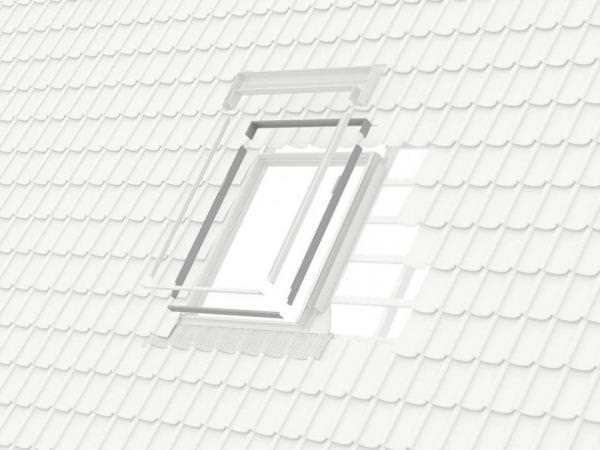 VELUX Eindeckrahmen für Austausch älterer Fenster anderer Hersteller ELX