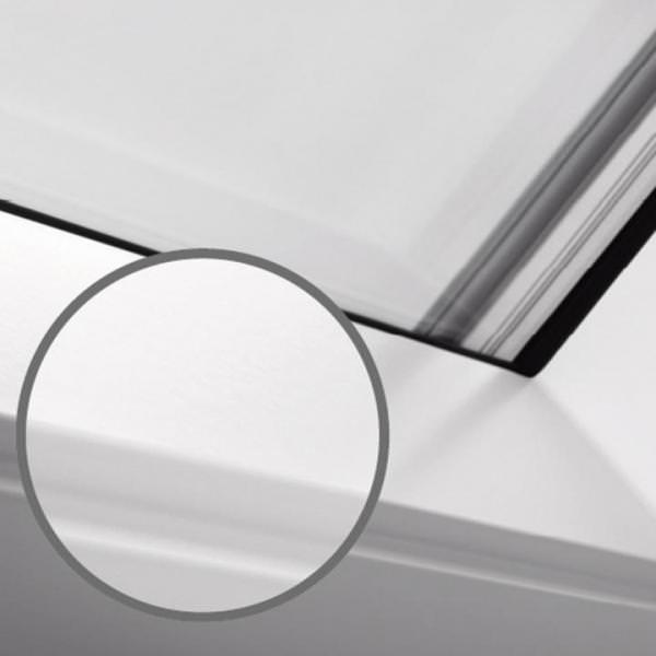 VELUX Dachfenster GGU 007330 Kunststoff INTEGRA® Solarfenster THERMO-STAR Aluminium