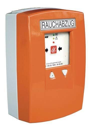 Roto ZEL RWA Steuerzentrale 4503-T Elektro Rauch-Wärmeabzugsanlage