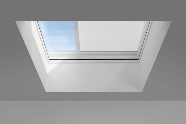 VELUX Solar-Verdunkelungs-Rollo für Flachdach-Fenster DSU