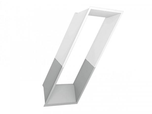 VELUX LLB 2000 Innenfutter-Zusatzelement für Dachschräge / CABRIO 30 cm weiß