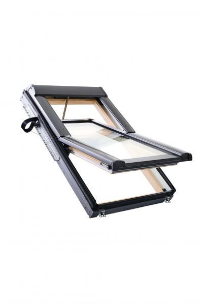 RotoQ Schwingfenster Q4 Holz