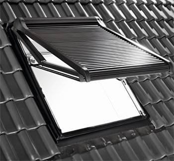 Roto Montage Außenrollladen Solar Funk Einbauvideo