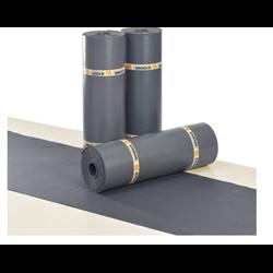 Bitumen Dachpappe BxL 1x20 m unbesandet 500er a 20 qm