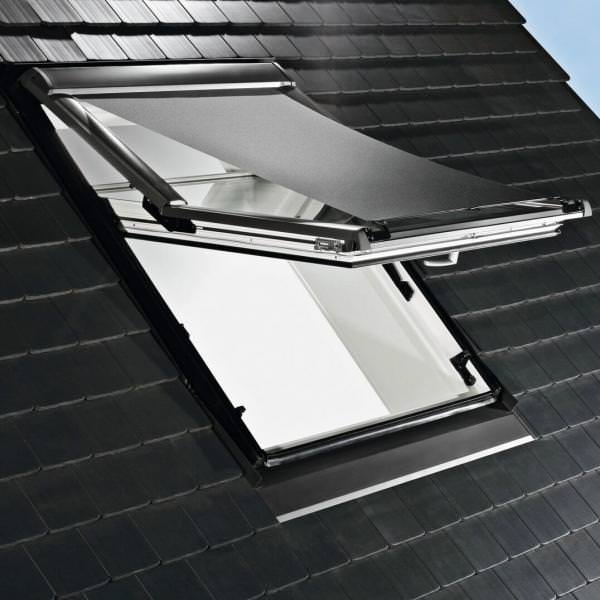 Roto Designo Classic ZAR Rx Außenrollo-Screen Standard-Renovierung