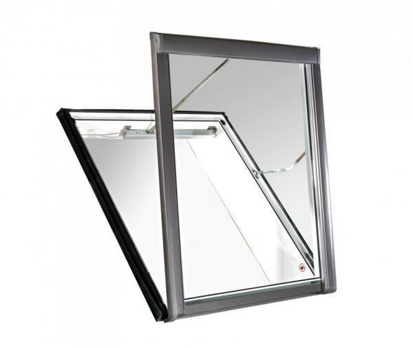 Roto Dachfenster WRA R58 Kunststoff Designo R5 für Rauch-/Wärmeabzugsanlagen blueLine Plus Aluminium