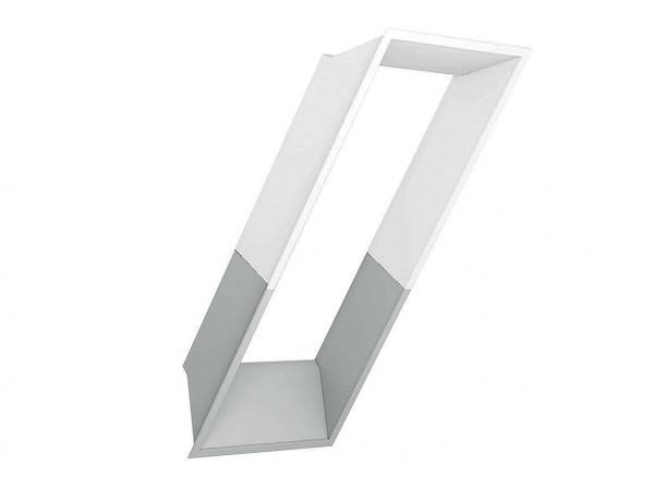 VELUX LLD 2000 Innenfutter-Zusatzelement für Dachschräge / CABRIO 50 cm weiß