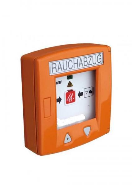 Roto ZEL RWA Taster mit Lüftertaster Orange