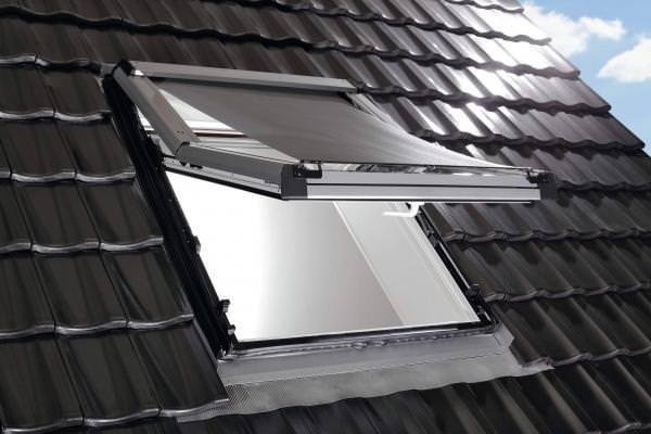 Roto Designo Classic ZAR Rx Außenrollo-Screen