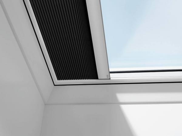 VELUX Wabenplissee für Flachdach-Fenster