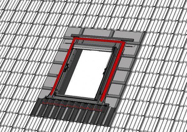 Roto MSB Montagezubehör Schaumstoffkeile und Butyldichtband