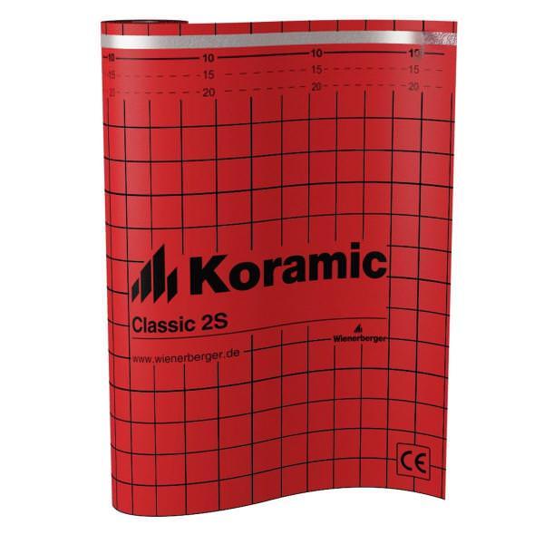 Koramic Classic 2-S Unterdeckbahn BxL 1,50x50 m