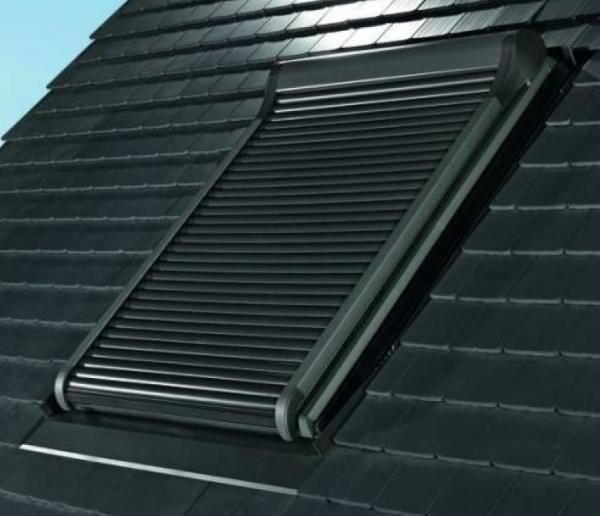 Roto Designo R8 Außenrollladen Standard-Renovierung ZRO