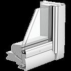 VELUX Dachfenster GGU 037321 Kunststoff INTEGRA® Elektrofenster THERMO-STAR Titanzink