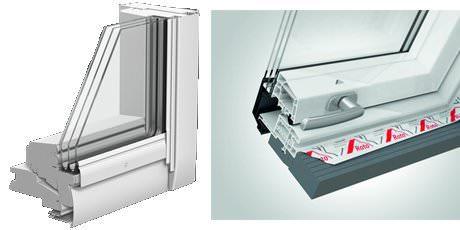 Dachfenster Verglasungen Übersicht VELUX und Roto