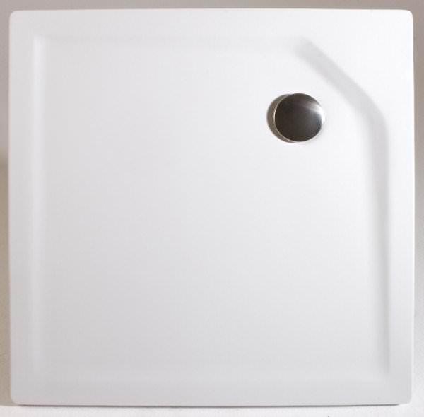 Schulte ExpressPlus Duschwanne extra-flach Quadrat